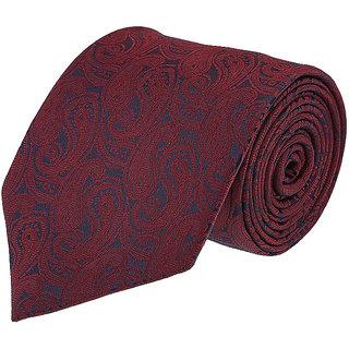 Louis Philippe Maroon & Blue Tie