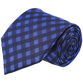 Louis Philippe Beautiful Blue Tie