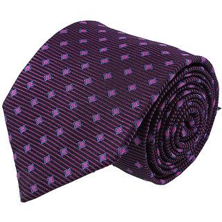 Louis Philippe Stunning Purple Tie