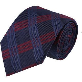 Louis Philippe Exclusive Blue Tie