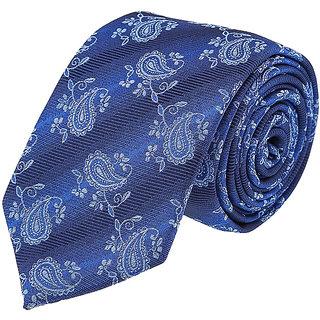 Van Heusen Modish Blue Tie