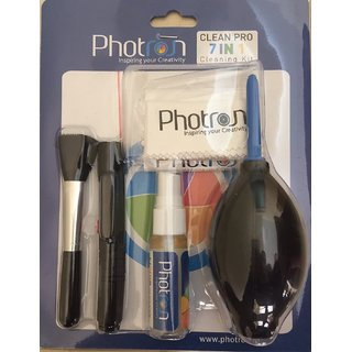 PHOTRON CLEAN PRO 7 IN 1 CLEANING KIT