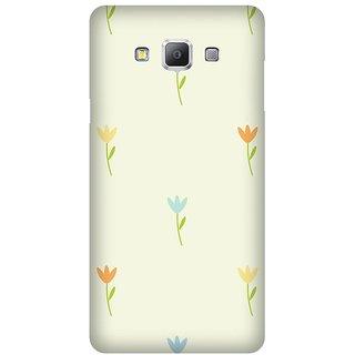 Super Cases Premium Designer Printed Case for Samsung Galaxy A7 (2015)