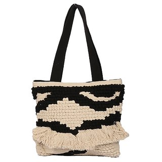 Diwaah Multicolor Embroidered Casual Totes