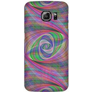 Super Cases Premium Designer Printed Case for Samsung Galaxy S6 Edge Plus