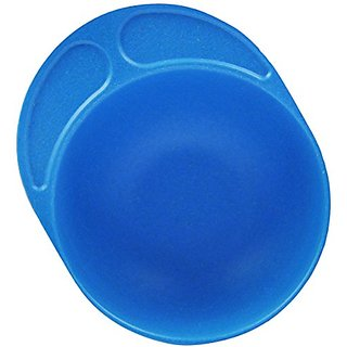 Pacific Baby Feeding Bowl  Light Blue