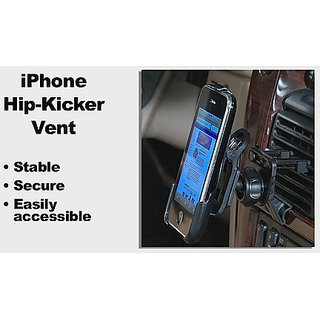 Bracketron IPhone Vent Hip- Kicker