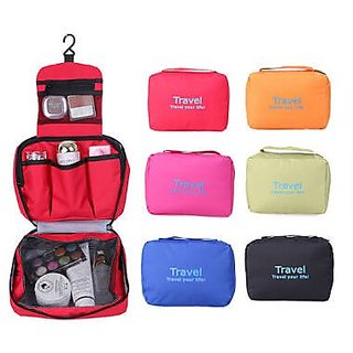 Toiletry Kit folding Toiletry Kit Travel Bag-three Layer Cosmetic Organizer Unisex Toiletry Kit