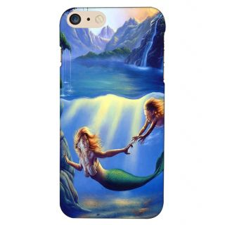 instyler PREMIUM DIGITAL PRINTED 3D BACK COVER FOR APPLE I PHONE 7 3DIP7_TMC-10981