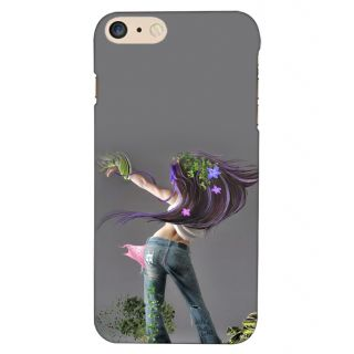 instyler PREMIUM DIGITAL PRINTED 3D BACK COVER FOR APPLE I PHONE 7 PLUS 3DIP7P_TMC-10389