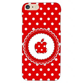 instyler PREMIUM DIGITAL PRINTED 3D BACK COVER FOR APPLE I PHONE 7 3DIP7_TMC-11082