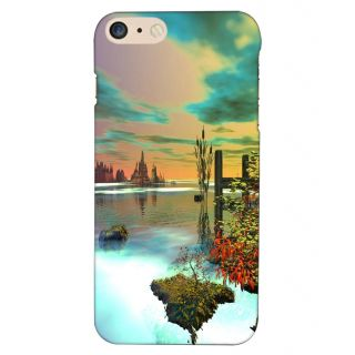 instyler PREMIUM DIGITAL PRINTED 3D BACK COVER FOR APPLE I PHONE 7 PLUS 3DIP7P_TMC-10616