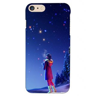 instyler PREMIUM DIGITAL PRINTED 3D BACK COVER FOR APPLE I PHONE 7 PLUS 3DIP7P_TMC-10709