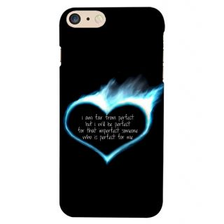 instyler PREMIUM DIGITAL PRINTED 3D BACK COVER FOR APPLE I PHONE 7 3DIP7_TMC-11337