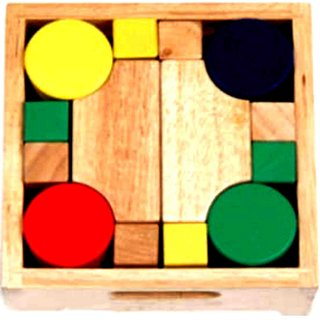 Learners Play Building Blocks Junior ( Set of 14 Pcs )