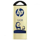 HP v231w 16 GB Gold Pen Drive