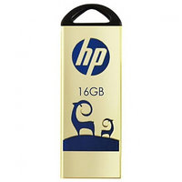 HP v231w 16 GB Gold Pen Drive