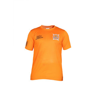 Orange Round Neck T Shirt - Puneri Paltan Kabaddi