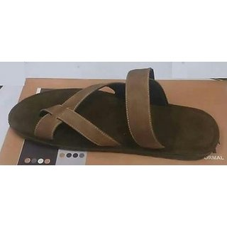 Men's Leather Sandals and Floaters
