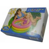 24 X8.5 (Box) Intex Swimming Pool Baby Kids Toys Gift Item Inflatables Small Tub