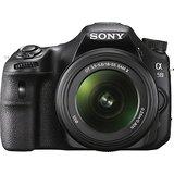 Sony SLT-A58K SLR (Black, with 18 - 55 mm Kit)