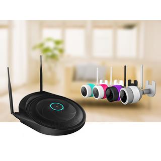 4CH WiFi IP Camera Kit