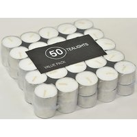 Diwali Special Smokeless Tealight Candles- Pack Of 50