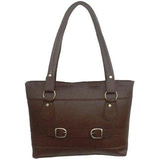 Womens 'Splice' Style Designer Frame Tote Bag - Ladies Shoulder Hand Bags