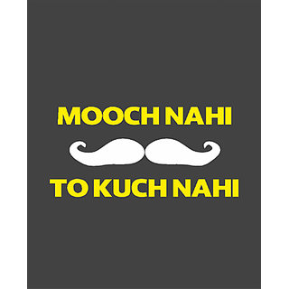 Moochha Nahi To Kuch Nahi Poster