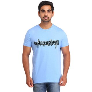 Snoby UNASHAMED YOUTH print t-shirt (SBY17007)