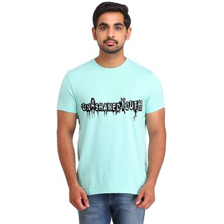 Snoby UNASHAMED YOUTH print t-shirt (SBY17008)
