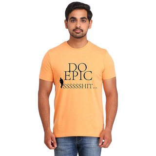 Snoby DO EPIC print t-shirt (SBY17060)