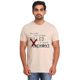 Snoby Killed Expeled print t-shirt (SBY17080)