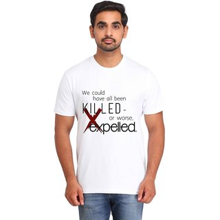 Snoby Killed Expeled print t-shirt (SBY17083)