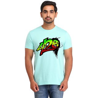 Snoby 420 print t-shirt (SBY17106)