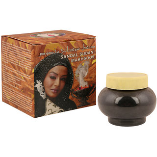 SHAMA Sandal Sudani Makhsoos Powder for Room Fragrance, 100 grams