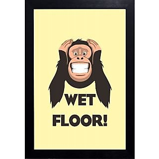 Monkey Humors Poster