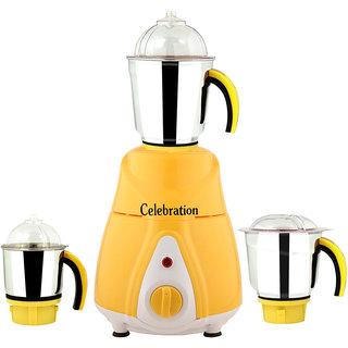 Celebration MG16-799 750W 3 Jar Mixer Grinder
