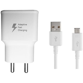 Samsung Galaxy J5 / Samsung Galaxy J 5 Compatible Charger Fast Adaptive Charger / Wall Charger / Travel Charger / Mobile
