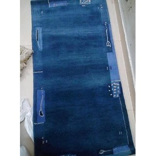 Polyester Carpet Dark Green