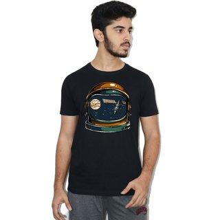Quote Marshals Round Neck T-shirt