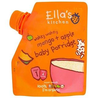 Ella's Kitchen Mango & Apple Baby Porridge (4m+) - 150G