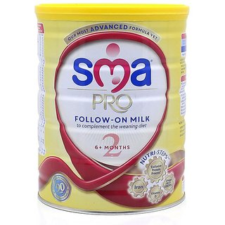 SMA Pro 2 Follow On Milk (6m+) - 800G