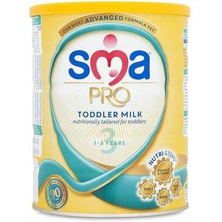 SMA Pro 3 Toddler Milk (1-3Y) - 800G