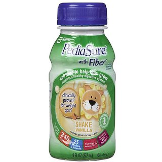 Pediasure Shake 237ml - Vanilla With Fibre