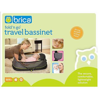 Brica Fold N Go Travel Bassinet