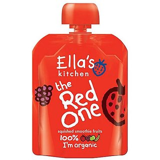 Ella's Kitchen The Red One - 90G (Squished Smoothie Fruits)