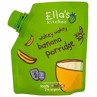Ella's Kitchen Banana Porridge (7m+) - 150G