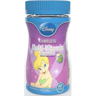 Dinsey Multi-Vitamin Gummies 60Pc - Tink
