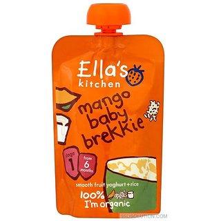 Ella's Kitchen Mango Baby Brekkie (6m+) - 120G